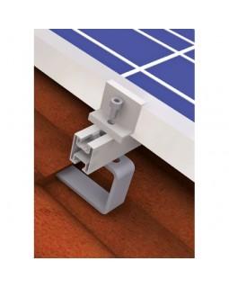 Комплект кріплень для монтажу 40 шт. сонячних батарей на дах з черепиці