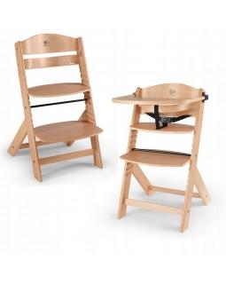Стільчик для годування Kinderkraft Enock Wood KKKENOCNAT0000 5902533915071