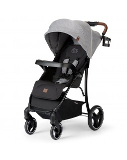 Прогулянкова коляска Kinderkraft Cruiser LX Gray KKWCRLXGRY0000 5902533915637