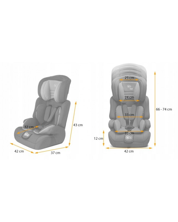 Автокрісло Kinderkraft Comfort Up Navy KKCMFRTUPNAV00 5902021219667