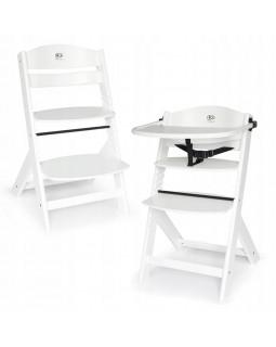 Стільчик для годування Kinderkraft Enock White KKKENOCWHTF000 5902533915194