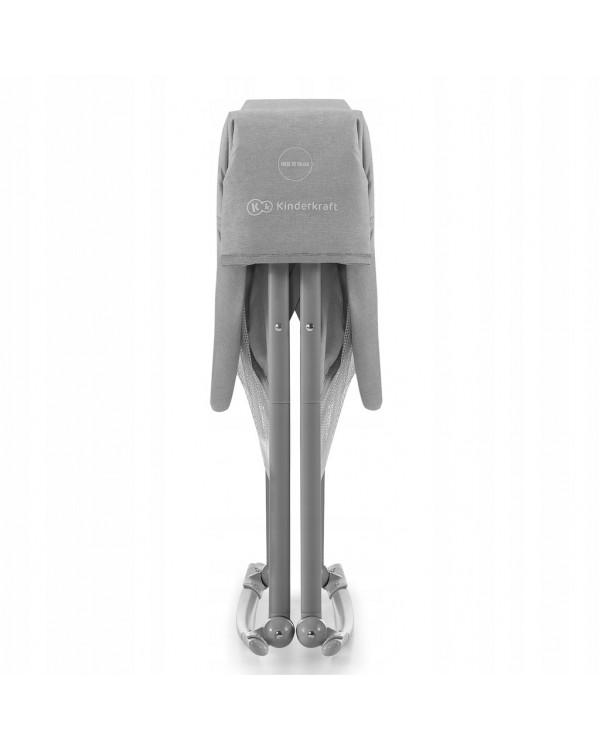 Колиска-гойдалка 3 в 1 Kinderkraft Lovi Grey KKLLOVIGRY0000 5902533913503