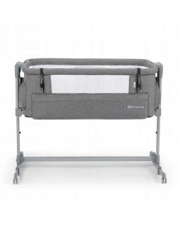 Доставне ліжко-люлька Kinderkraft Neste Up Gray Melange KKLNESTGRYM00N 5902533915309