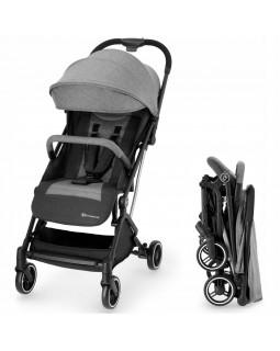 Прогулянкова коляска Kinderkraft Indy Grey KKWINDYGRY0000 5902533912506