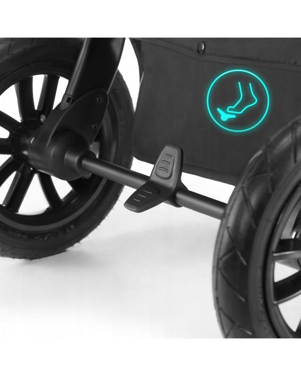 Універсальна коляска 3 в 1 Kinderkraft Xmoov Gray KKWXMOVGRY3000 5902533912841