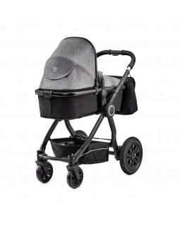 Универсальная коляска 2 в 1 Kinderkraft Veo Black/Gray KKWVEOBLGR2000 5902533909452