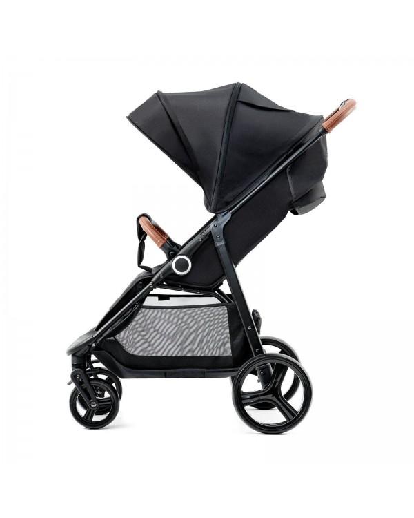 Прогулянкова коляска Kinderkraft Grande Black KKWGRANBLK0000 5902533909261