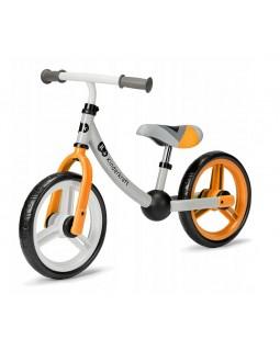 Біговел Kinderkraft 2way Next Blaze Orange KR2WAY00ORA00000 5902533917426