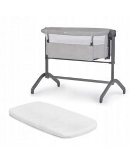 Доставне ліжко-люлька Kinderkraft Bea KLBEA000GRY0000 5902533917822