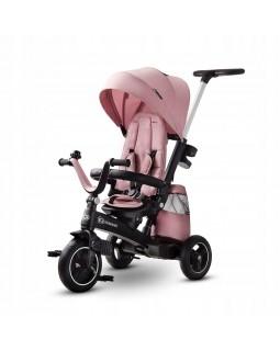 Триколісний велосипед Kinderkraft Easytwist Mauvelous Pink KKRETWIPNK0000 5902533914494