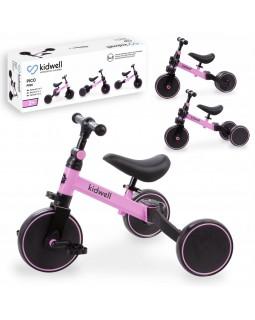 Триколісний велосипед 3 в 1 Kidwell Pico Pink ROTRPIC01A1 5901130084173