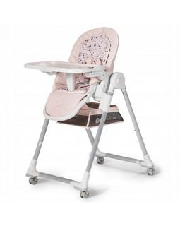 Стільчик для годування Kinderkraft Lastree Pink KHLAST00PNK0000 5902533917167