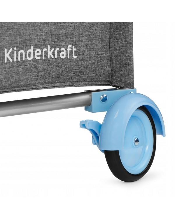 Ліжко-манеж Kinderkraft Joy Blue KKLJOYBLU00000 5902533911271