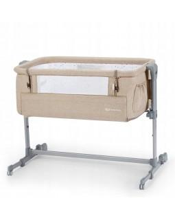 Доставне ліжко-люлька Kinderkraft Neste Up Beige KKLNESTBEG000N 5902533915286