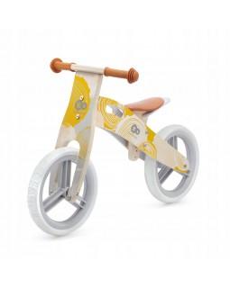 Біговел Kinderkraft Runner 2021 Nature Yellow KRRUNN00YEL0000 5902533917037