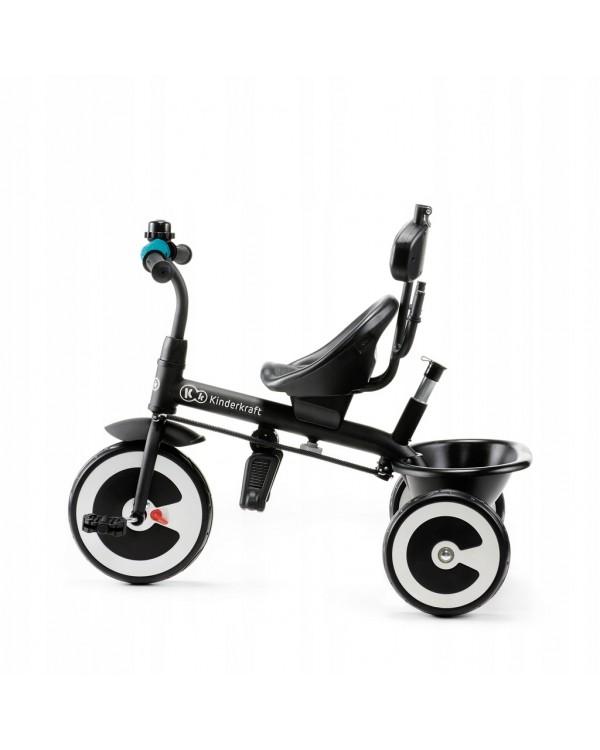 Триколісний велосипед Kinderkraft Aston Turquoise KKRASTOTRQ0000 5902533910663