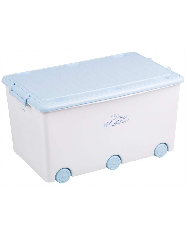 Ящик для іграшок Tega White Rabbits KR-010-103 5902963008299