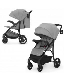 Прогулянкова коляска Kinderkraft Cruiser Grey KKWCRUIGRY0000 5902533913305