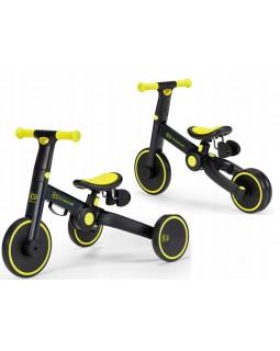 Триколісний велосипед 3 в 1 Kinderkraft 4trike Black Volt KR4TRI00BLK0000 5902533916023