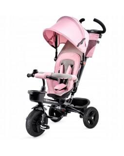 Триколісний велосипед Kinderkraft Aveo Pink KKRAVEOPNK0000 5902533908899