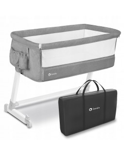 Доставне ліжко Lionelo Theo Grey Concrete LO.TH04 5902581657510