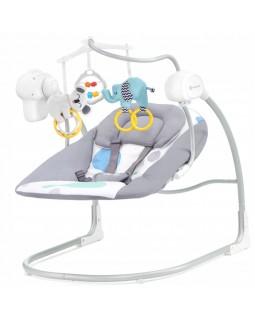 Крісло-гойдалка Kinderkraft Minky Mint KKBMINKYMIN000 5902533909063