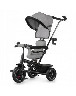 Триколісний велосипед Kinderkraft Freeway Grey Melange KKRFRWAGRY0000 5902533915538