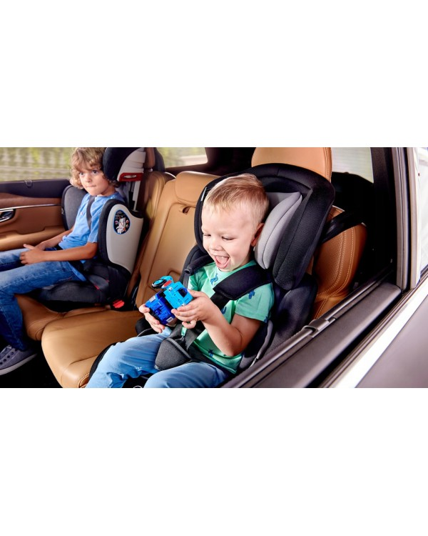 Автокрісло Kinderkraft Comfort Up Black KKCMFRTUPBLK00 5902533905232