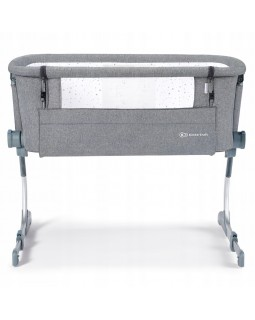 Доставне ліжко-люлька Kinderkraft Uno Up Gray KKLUNOGRYM000N 5902533915606