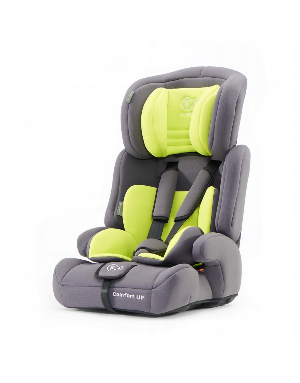 Автокрісло Kinderkraft Comfort Up Lime KKCMFRTUPLIM00 5902021219643