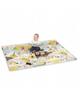 Двосторонній килимок Kinderkraft Matty KKMMATT0000000 5902533914999
