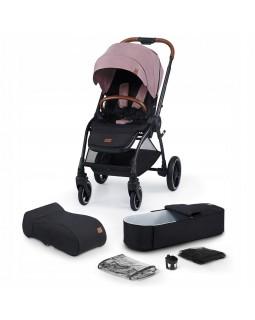 Універсальна коляска 2 в 1 Kinderkraft Evolution Cocoon Marvelous Pink KKWEVCOPNK2000 5902533914678
