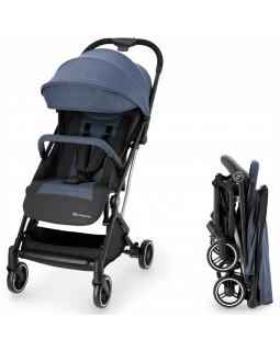 Прогулянкова коляска Kinderkraft Indy Denim KKWINDYDEN0000 5902533912568