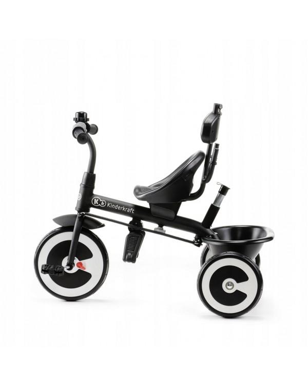 Триколісний велосипед Kinderkraft Aston Grey KKRASTOGRY0000 5902533910564