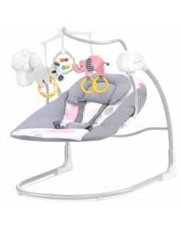 Крісло-гойдалка Kinderkraft Minky Pink KKBMINKYPNK000 5902533909070
