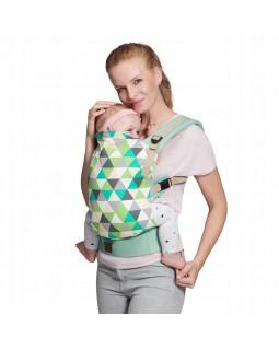 Рюкзак-переноска Kinderkraft Nino Mint KKNNINOMINT000 5902533909216