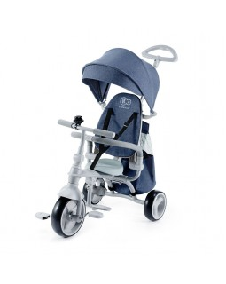 Триколісний велосипед Kinderkraft Jazz Denim KKRJAZZDEN0000 5902533910816