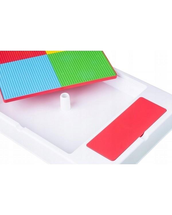 Комплект Tega Multifun столик і два стільчика Multicolor MF-001-134 1+2