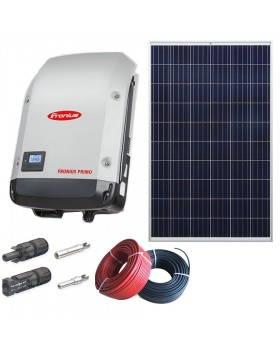Мережева сонячна електростанція 5 кВт для дому