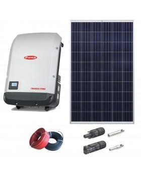 Мережева сонячна електростанція 10 кВт для дому