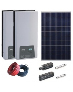 Мережева сонячна електростанція 20 кВт для дому