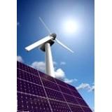 Чому вітрові генератори та сонячні електростанції?
