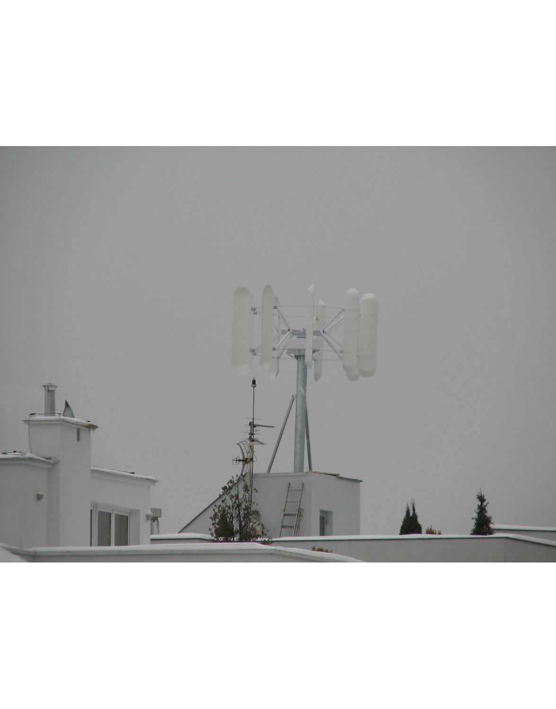 Вітрогенератор M-type 5 kW