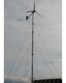 Щогла 6 м з натяжками до вітряка E-series