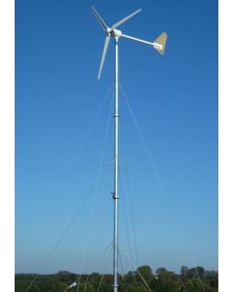 Щогла 8 м вільностояча до вітряка E-series