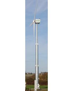 Щогла 24 м вільностояча до вітряка D-series