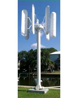 Щогла 8 м вільностояча до вітряка M-type 2kW