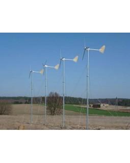 Вітрогенератор E-series 2 kW 5 лопатей